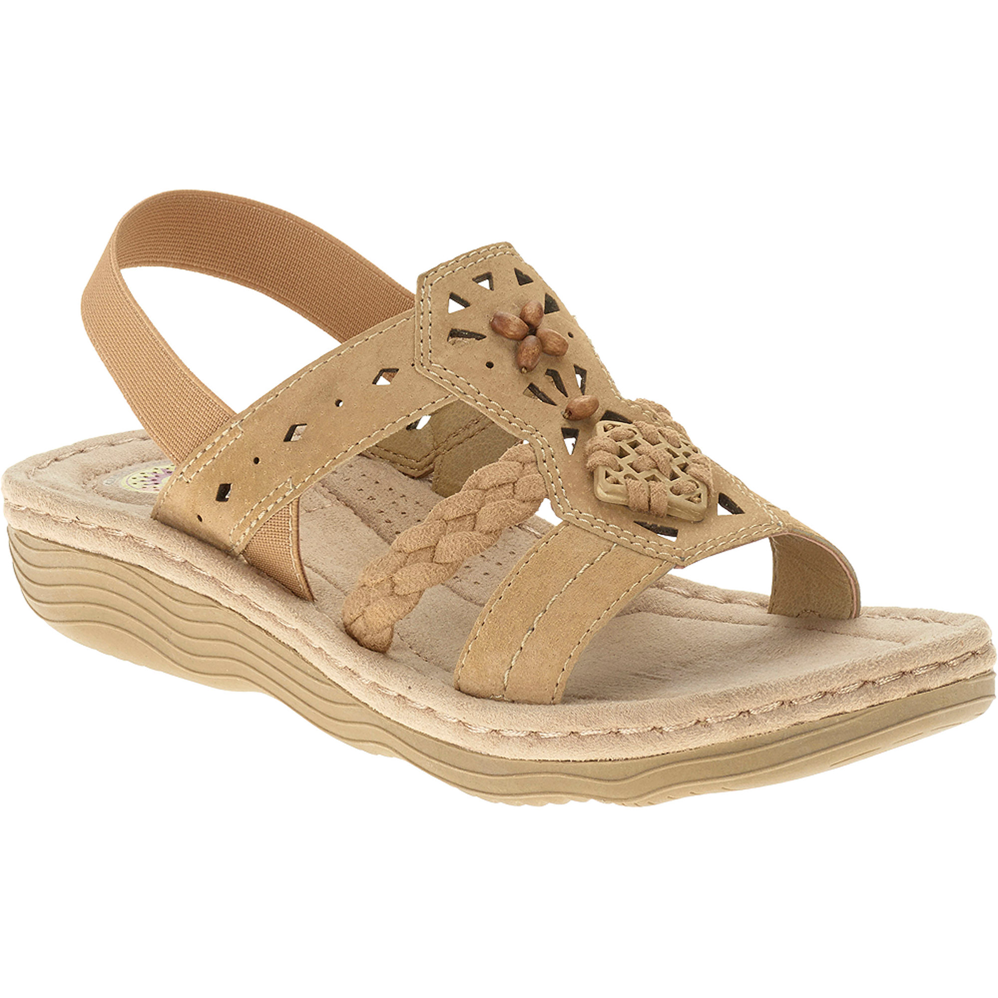 Earth Spirit Women's Laci T-strap Sandal