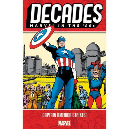 Decades: Marvel in the 50s - Captain America