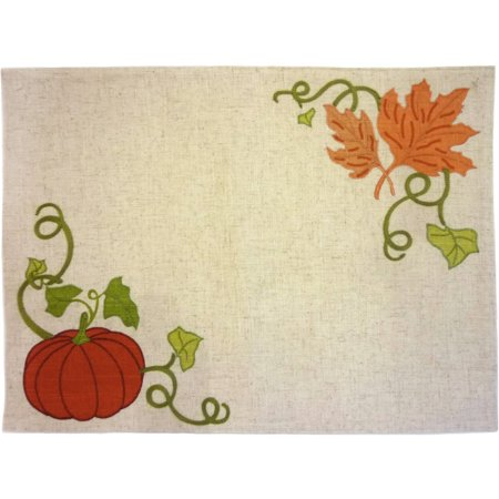 Better Homes Gardens Placemat With Print And Embroidery