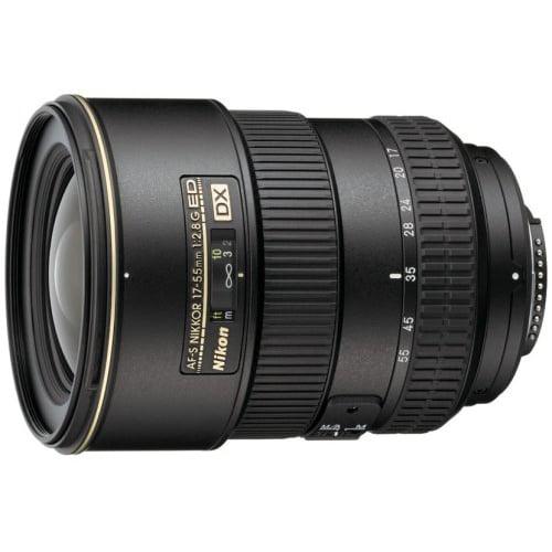 Nikon 17-55mm F 2.8G ED-IFAF-S DX Zoom Lens w  Warranty by Nikon