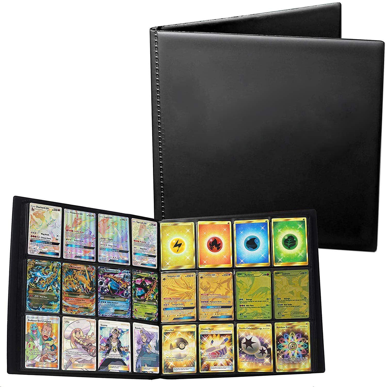 Playoly Trading Binder For Standard MTG Pokemon Card Side