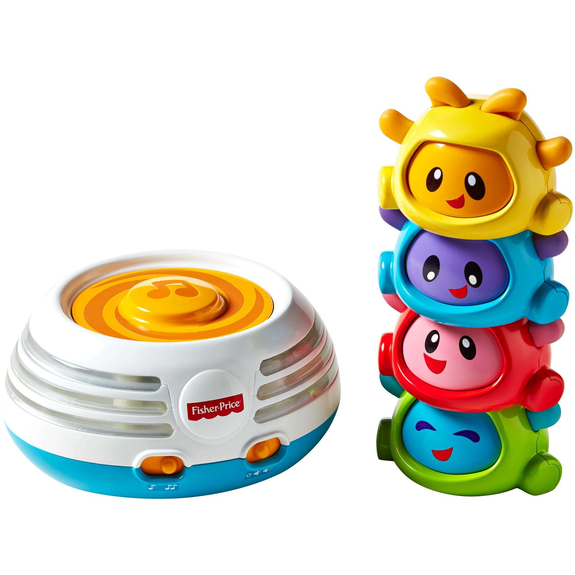 Fisher Price Bright Beats Build-a-Beat Stacker by Fisher-Price