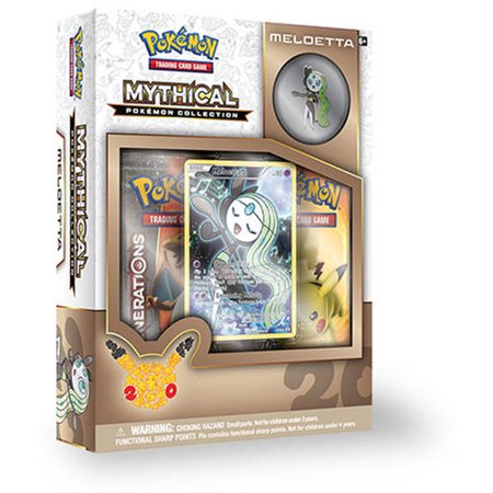 POKEMON TCG: Mythical Collection - Mythical Realms Collection