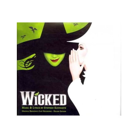 Wicked Soundtrack (Original Broadway Cast Recording)(Deluxe