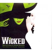 Wicked Soundtrack (Original Broadway Cast Recording)(Deluxe Edition)(2CD)