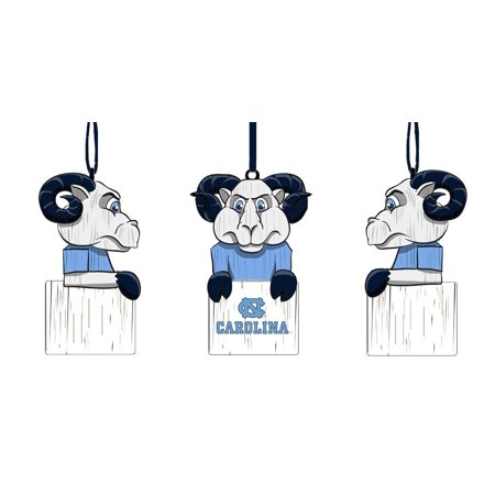 North Carolina Team Mascot Ornament, Adorn your Christmas tree with team pride this holiday season By Team Sports America from
