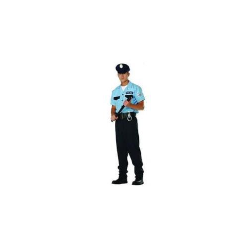 RG Costumes 80565-M On Patrol Police Adult Costume - Size M