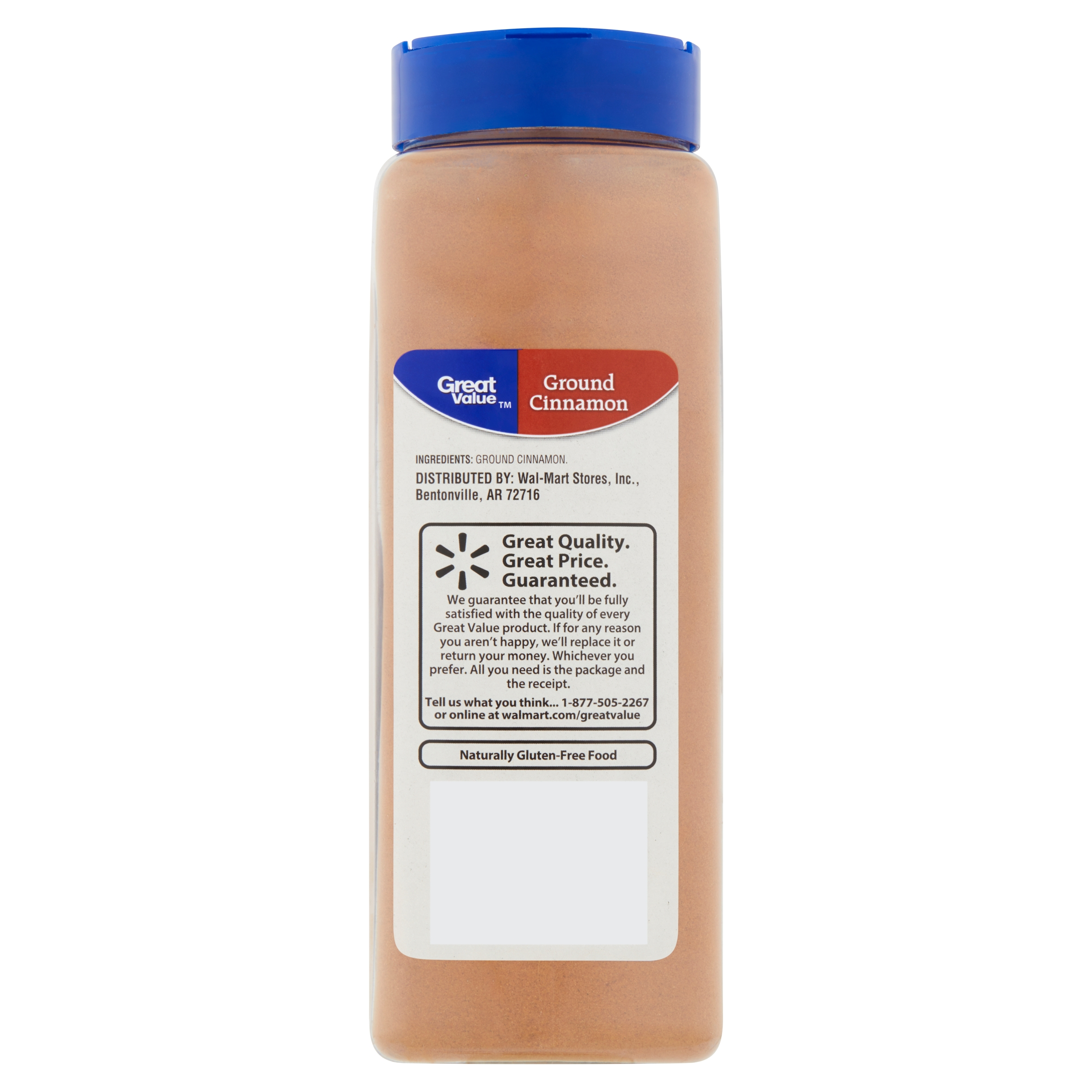 Ground Cinnamon Nutrition - NutritionWalls
