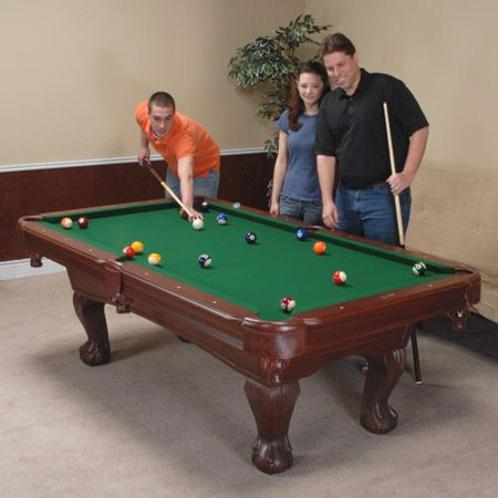 Sportcraft Yorkshire Billiard Table Walmartcom - Sportcraft 7ft pool table review