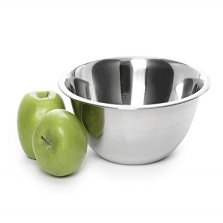 Ybmhome Heavy Duty Stainless Steel Quality Mixing Bowls for Baking Cooking Mixing and Serving 9 Inches 1174 (1, 3 Quart)