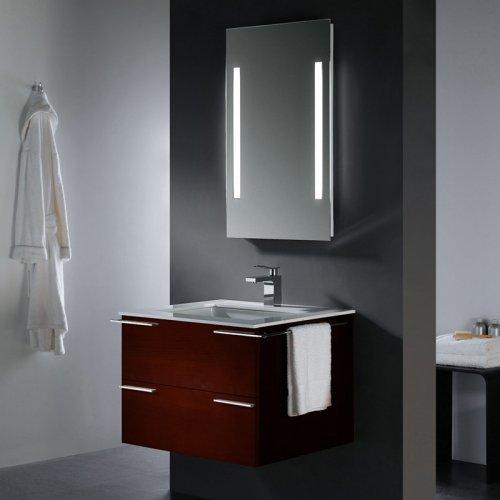 Vigo 31-in. African Walnut Single Bathroom Vanity