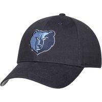 Men's Navy Memphis Grizzlies Mass Basic Adjustable Hat - OSFA