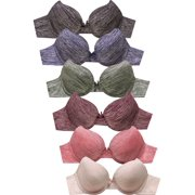 Intimate Sets | 6-Pack Space Dye Bra Style BR8101P1