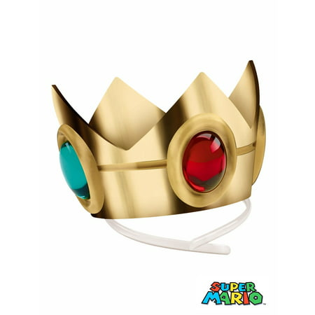 Kids Princess Peach Crown