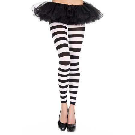 Striped Leggings For Halloween (Striped Leggings)