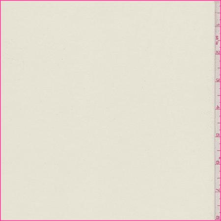 - Yellow Cream Gabardine, Fabric By the Yard