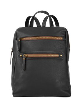 Time & Tru Cucamonga Backpack Black
