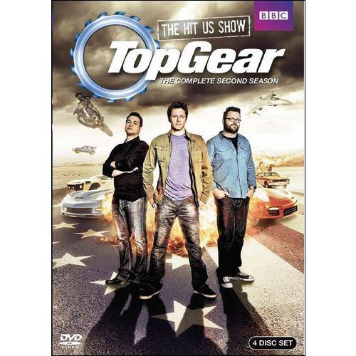 Top Gear USA: The Complete Second Season (Widescreen)