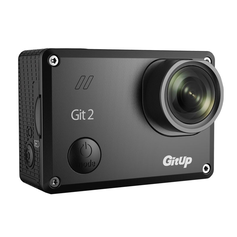 GIT2 Action Camera  Pro Edition 120 Degree 16MP Sony IMX2...