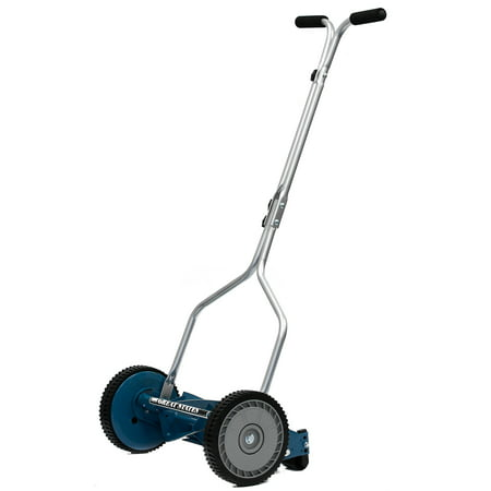 Great States 204-14 14-Inch 4-Blade Push Reel Lawn Mower