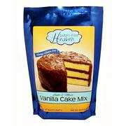 Gluten-Free Yellow/Vanilla Cake Mix