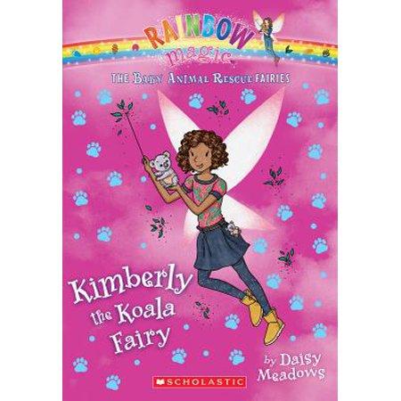 Kimberly the Koala Fairy (the Baby Animal Rescue Faires #5) : A Rainbow Magic Book (Rainbow Furry Boots)