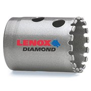 Lenox Tools 1211824Dghs 24 Diamond Grit Hole Saw, 1-1/2-Inch Or 38.1Mm