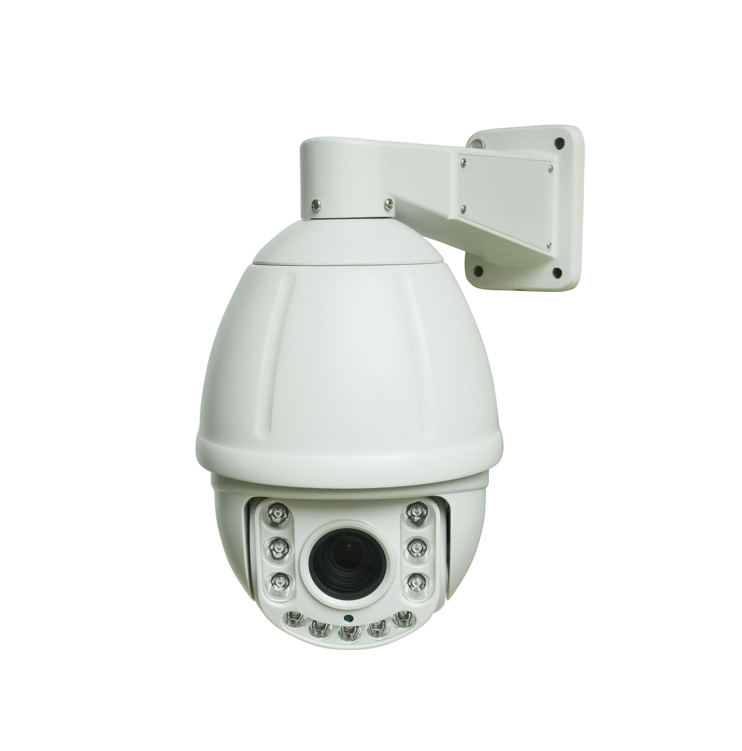Wired 1,000TVL Indoor/Outdoor IR PTZ Camera with 36X Opti...