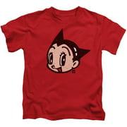 Astro Boy Face Little Boys Shirt
