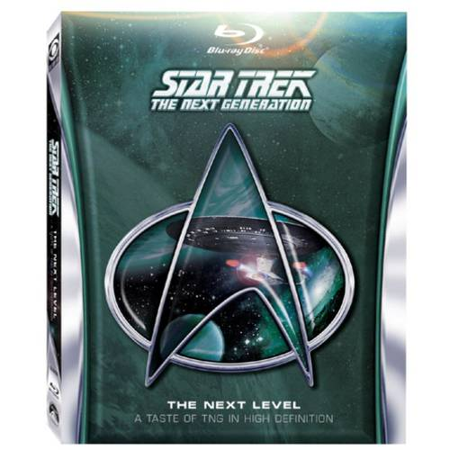 Star Trek: The Next Generation - The Next Level (Blu-ray)