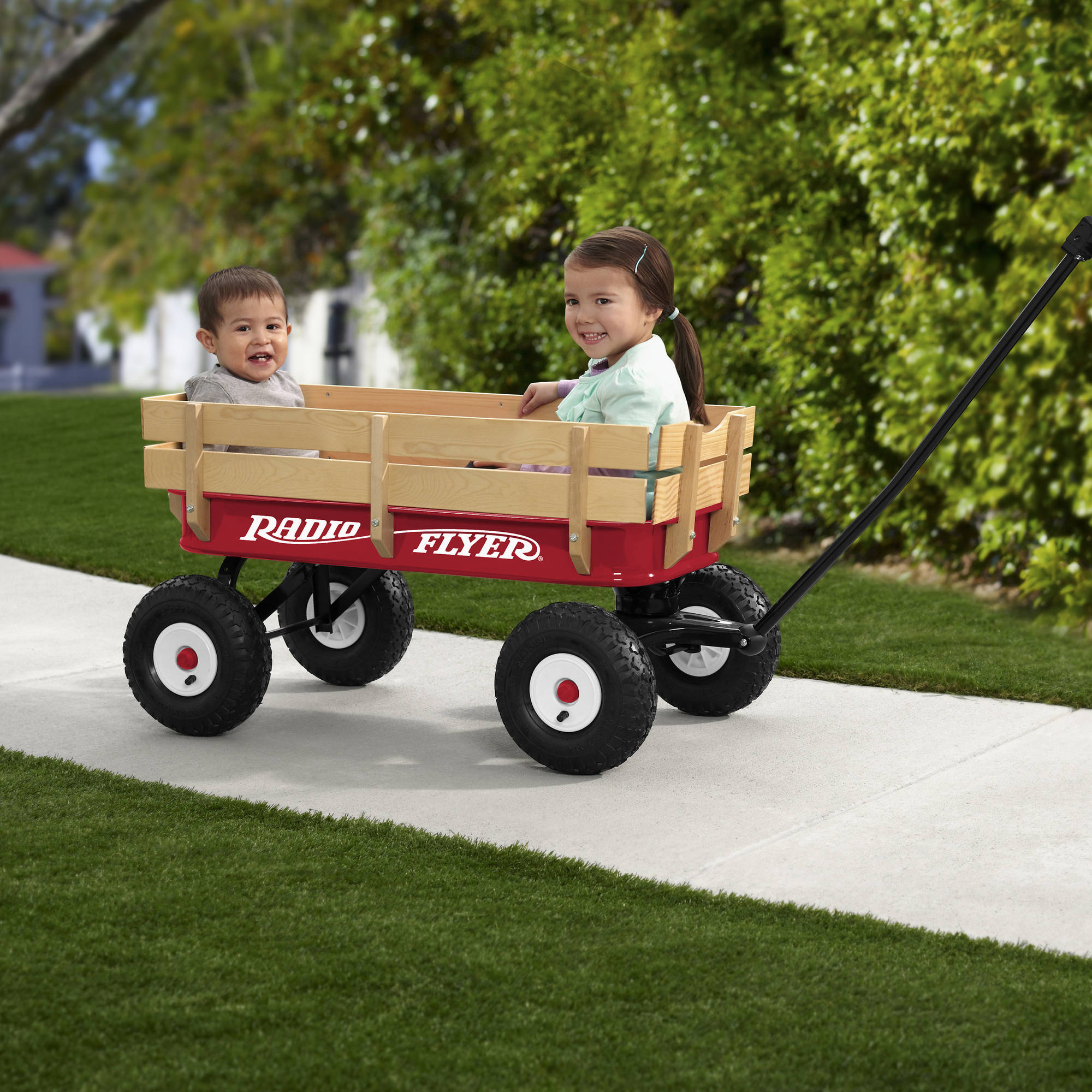 Radio Flyer All Terrain Wagon
