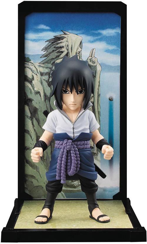 Sasuke Uchiha Mini figure Naruto