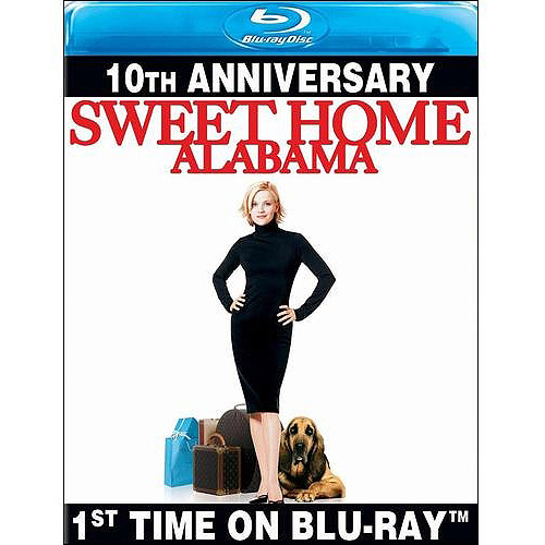 SWEET HOME ALABAMA (BLU-RAY/WS/10TH ANNIVERSARY ED)
