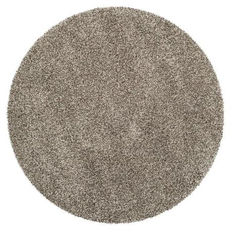 Comfort Shag Mint Green Rug - Safavieh Milan Harlow Solid Shag Area Rug or Runner