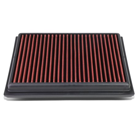 Nissan Sentra / Rogue / Infiniti FX/Q  Reusable & Washable Replacement High Flow Drop-in Air Filter (Rogue Replacement)