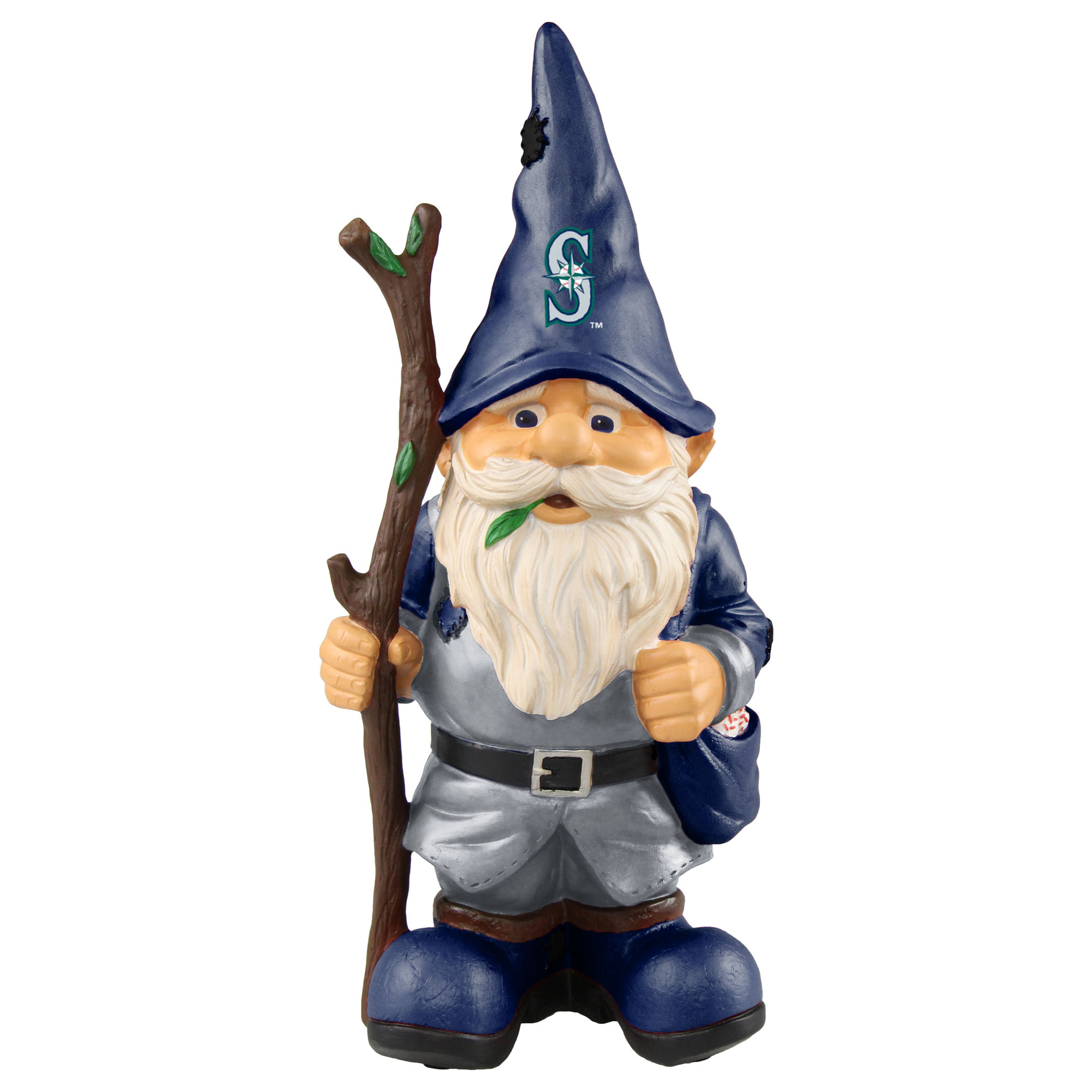 Seattle Mariners Holding Stick Gnome - No Size