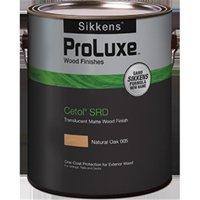 Sikkens SIK240-072.01 1 Gallon Cetol SRD Exterior Wood Finish Translucent - Butternut 072