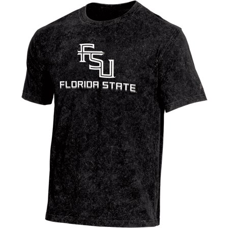 Men's Russell Black Florida State Seminoles Classic Fit Enzyme Wash - Florida State Halloween Party