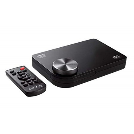Creative Sound Blaster X-Fi Surround 5.1 Pro USB Sound