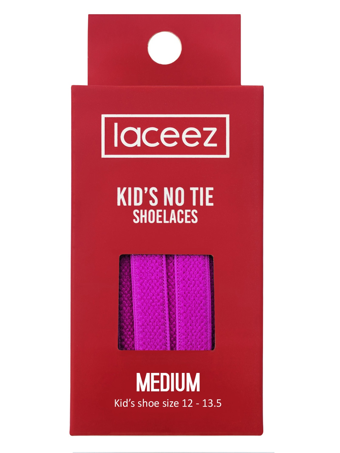 300a5c4f8618 Laceez - Laceez Kids No Tie Shoelaces - Flat Elastic Laces by the Size for  all Casual Athletic Lifestyle Sneakers - Walmart.com