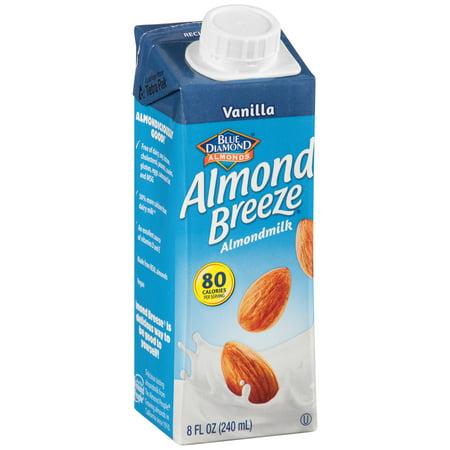 Image of Almond Breeze ® Vanilla Almondmilk 8 fl. oz. Aseptic Carton