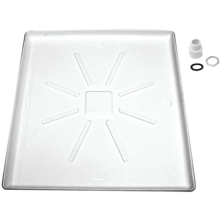Lambro® Washing Machine Tray (oversized) This lambro washing machine tray (oversized) offers lambro 1781 Washing Machine Tray (Oversized) This washing machine tray (oversized) is a great washing machine accessories item at a reduced price under $50 you can't miss. This lambro washing machine tray (oversized) is a great shop,all,washer,dryer,parts,appliance,accessories,tools,rto,appliance,accessories,washing,machine,connection,accessories,washing,machine,accessories item at a reduced price under $50 you can't miss. This item is brand new, unopened and sealed in its original factory box. Its dimensions are 36.00 x 31.75 x 2.30 inches and it weighs 21.39 lbs. This lambro washing machine tray (oversized) is a shop all washer & dryer parts item from our appliance accessories, tools & rto, appliance accessories, washing machine connection & accessories, washing machine accessories collections which comes with a full satisfaction guarantee.