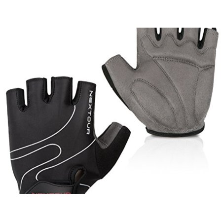 1c6fa06b9f266 NEXTOUR Bike Gloves/Cycling Mountain Gloves Bicycle Road Half Finger ...