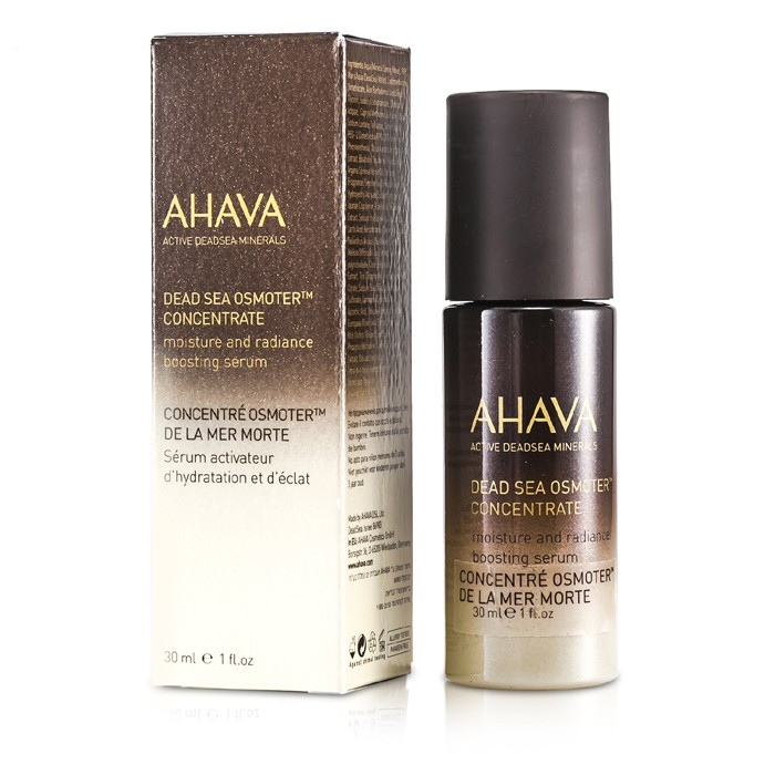 Ahava - Dead Sea Osmoter Concentrate - 30ml/1oz Bt- Sonic Facial Cleansing Silicon Brush
