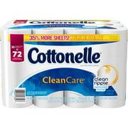 Cottonelle CleanCare Toilet Paper, 36 count