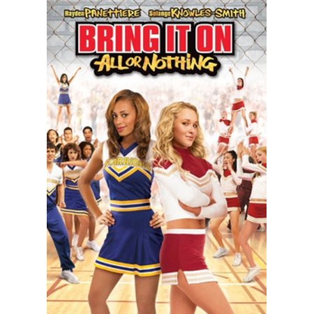 Bring It On: All Or Nothing (DVD) (Gary Allan Nothing On But The Radio)
