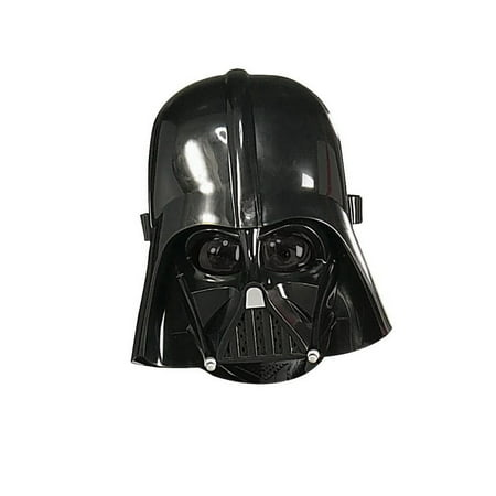 Halloween Kids Darth Vader Face Mask](Painted Lion Face For Halloween)