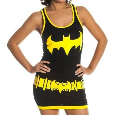 Batman Character Juniors Tank Dress