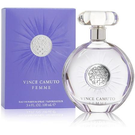- Vince Camuto Femme Eau De Parfum Spray 3.40 oz