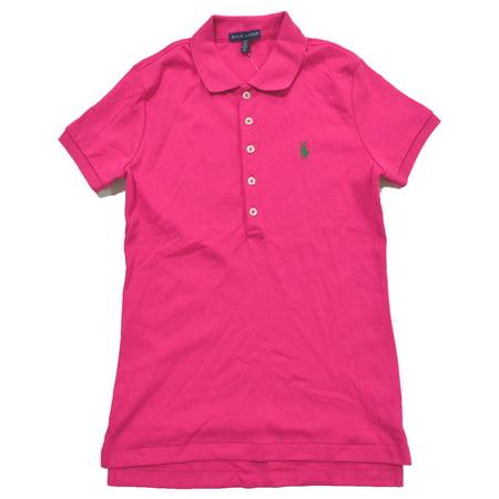 d42e6288081 Polo Ralph Lauren - Polo Ralph Lauren Womens Classic Fit Interlock Polo  Shirt (XL